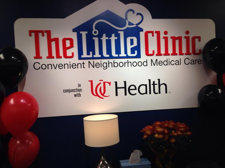 UC Health and Kroger's The Little Clinic announced a new partnership on Tuesday.