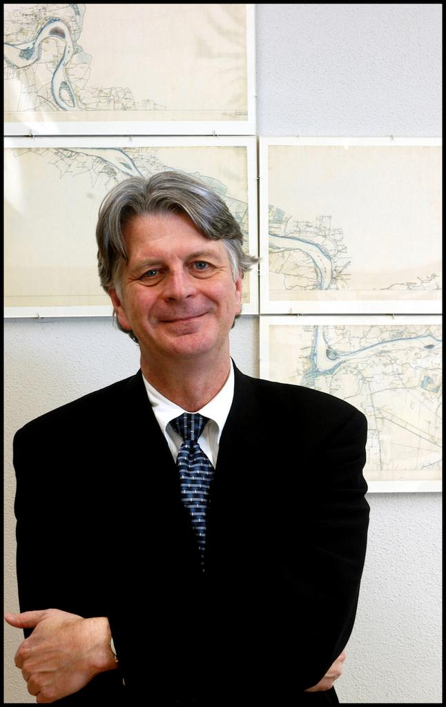 Frederick Steiner is the dean of the University of Texas School of Architecture, which once again ranks high in the annual rating of undergraduate and graduate programs.