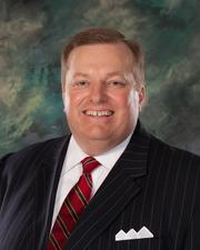 Scott Coble, Wells Fargo Bank's regional president of Florida.