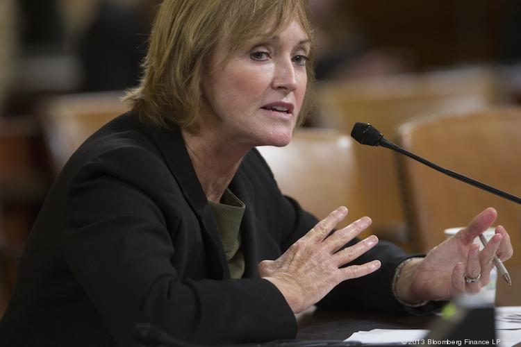 Marilyn Tavenner, administrator of the Centers for Medicare and Medicaid Services, says insurers aren't dropping customers -- they're offering them better insurance options.