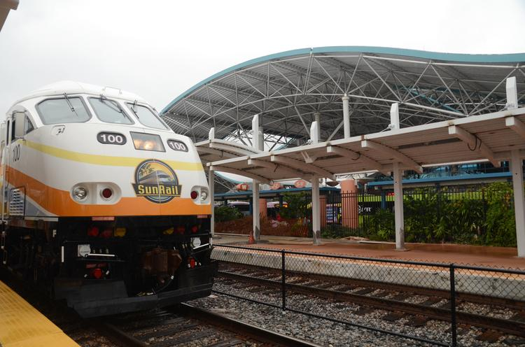 Federal funding for SunRail's second phase is no longer assured.