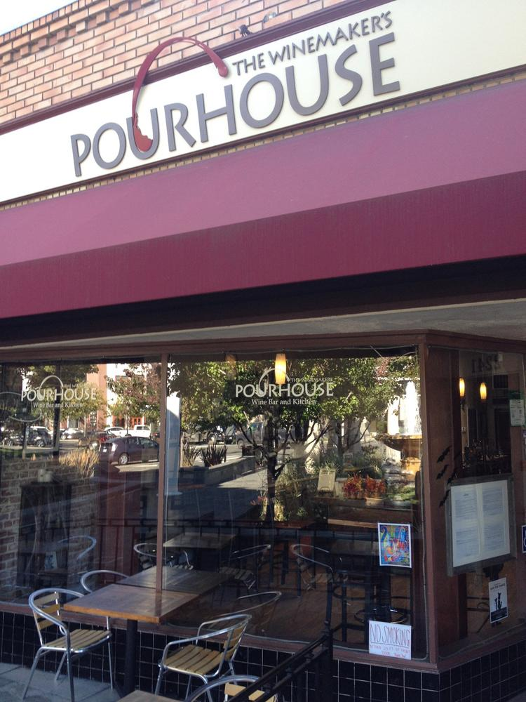 Winemaker's Pour House is centrally located in downtown Livermore.