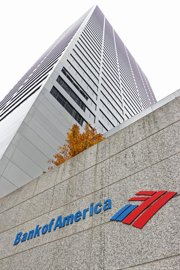 Bank of America will shed additional space in the Fifth Avenue Plaza in downtown Seattle, a bank official said Tuesday. The decision could stymie real estate development in the neighborhood, where two big office towers are planned.