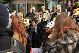 Anonymous started as a group of online
