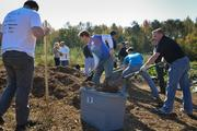 Applebee's restaurants marked the start of its national partnership with The Mission Continues, a national veterans service organization, by joining military veterans from The Misson Continues' D.C. Service Platoon for a service project in the District on Oct. 26.