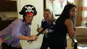 Another shot of fun at Ram Realty Services in Palm Beach Gardens.