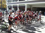 Sacramento will be the start of the 2014 Amgen Tour of California, in the ninth running of the cycling race across the state. A big announcement was made in front of the Capitol Building. It included a ride from Folsom to Sacramento.