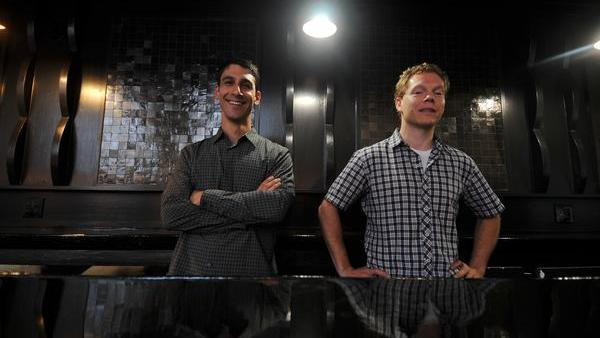 Dennis Leary and Eric Passetti have opened three spots in the last year, including Natoma Cabana, Trocadero Club and Cafe Terminus.