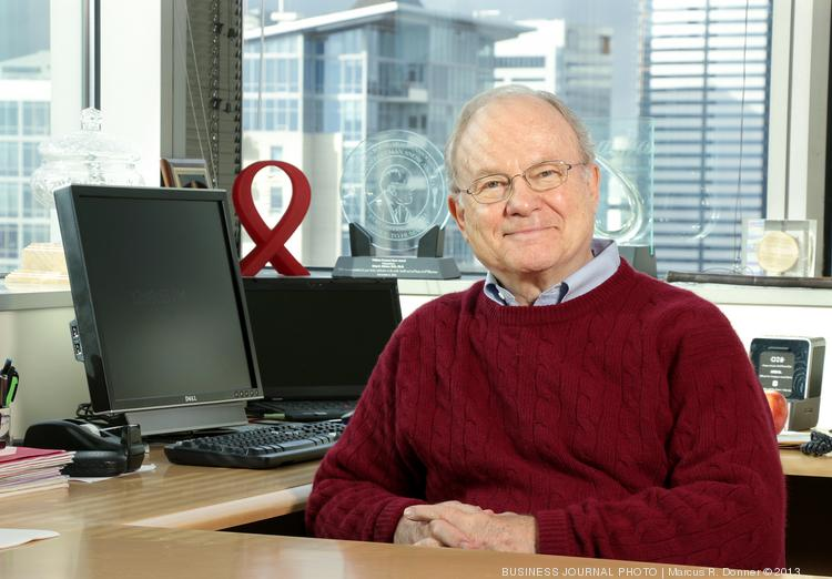 Dr. King Holmes, chair of the University of Washington Department of Global Health, is a world-renowned expert on global health, infectious diseases, HIV/AIDS and sexually transmitted diseases.