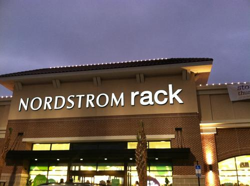 Gabby - Nordstrom Rack, Sales. Working at Nordstrom Rack is a team sport. If you enjoy a family atmosphere and thrive in a fast-paced environment, it might be the right place for you! Working at Nordstrom Rack is a team sport. If you enjoy a family atmosphere and thrive in a fast-paced environment, it might be the right place for you!