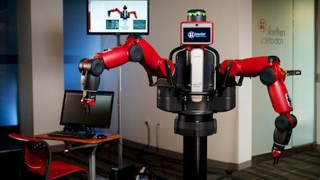 The Baxter Research Robot, made by Rethink Robotics, will now be distributed in Japan.