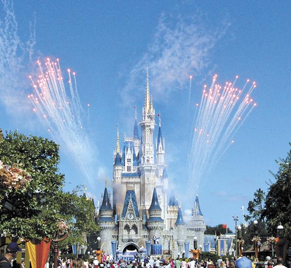 Disney World, in Orlando, Fla., is the top domestic travel destination for Houstonians in 2014, data from Travel Leaders Group's Houston office shows.