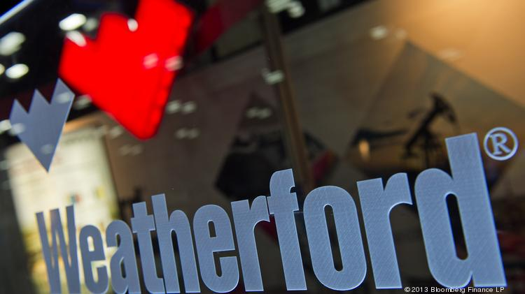 Weatherford International Ltd. is cutting a large chunk of its workforce this year.