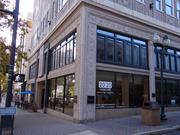 Prospect Brands had initially planned to locate its headquarters in this building, the former Meyer's department store at the corner of February One Place and Elm Street, in downtown Greensboro. But now the company is destined for the former North State Milling Co. building at 816 S. Elm St.