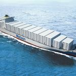 Work starts on Matson's new 'Aloha Class' container ships for Hawaii market