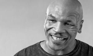 Former heavyweight boxing champion Mike Tyson poses at an undisclosed location in this undated photo released to the media on Aug. 2, 2012. Tyson is performing his one-man show at Broadway's Longacre Theatre, staged by Spike Lee.