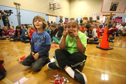 The Read Big campaign aims to get 100 percent of third-grade students in Oregon meeting or exceeding reading benchmarks by the end of the 2016-2017 school year.