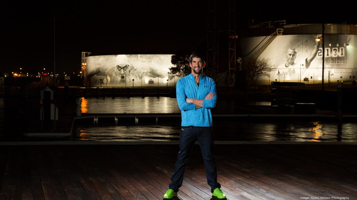 Michael Phelps Swimwear Brand Unclear As He Returns To The Pool Baltimore Business Journal