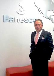 Seno Bril is interim CEO of Banesco USA.