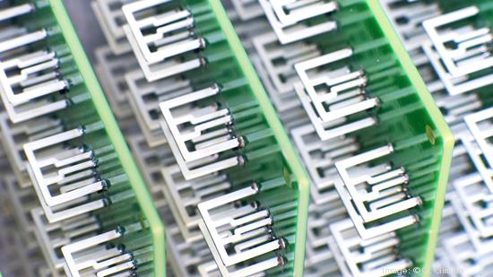 The fate of Aereo Inc. and its miniature antenna system could be decided by the Supreme Court.