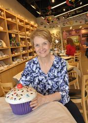 Amy Mazzotta, who opened The Pottery Place nearly 16 years ago, sold the business this week to Tina Philips. Phillips plans no changes at the paint-your-own ceramic pottery studio. Mazzotta will help Phillips during the transition.
