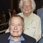 George H.W. <strong>Bush</strong> taken to hospital (Video)