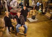 Kaldi's owners Tricia Zimmer-Ferguson, Josh Ferguson and Tyler Zimmer have grown the regional roaster to nearly $20 million in sales.