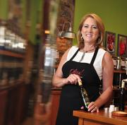 Kathy Connolly, owner, Oliva!