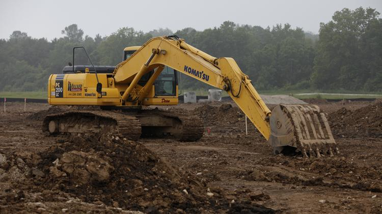 Germantown's existing business park is near capacity, generating a need for the new project.