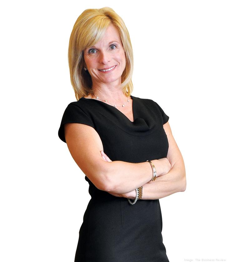 Patty Fusco, president and CEO of Fusco Personnel Inc., Albany, NY