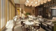 Steven G. will design not only the sales center, but also 70,000 square feet of public spaces at Prive.