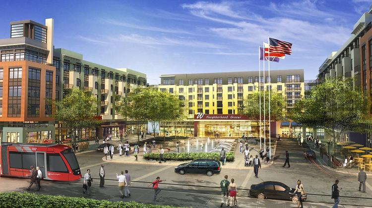 Preparing Walter Reed Army Medical center for redevelopment will cost millions. How to pay for it, and other projects, will be a major discussion in the years to come.