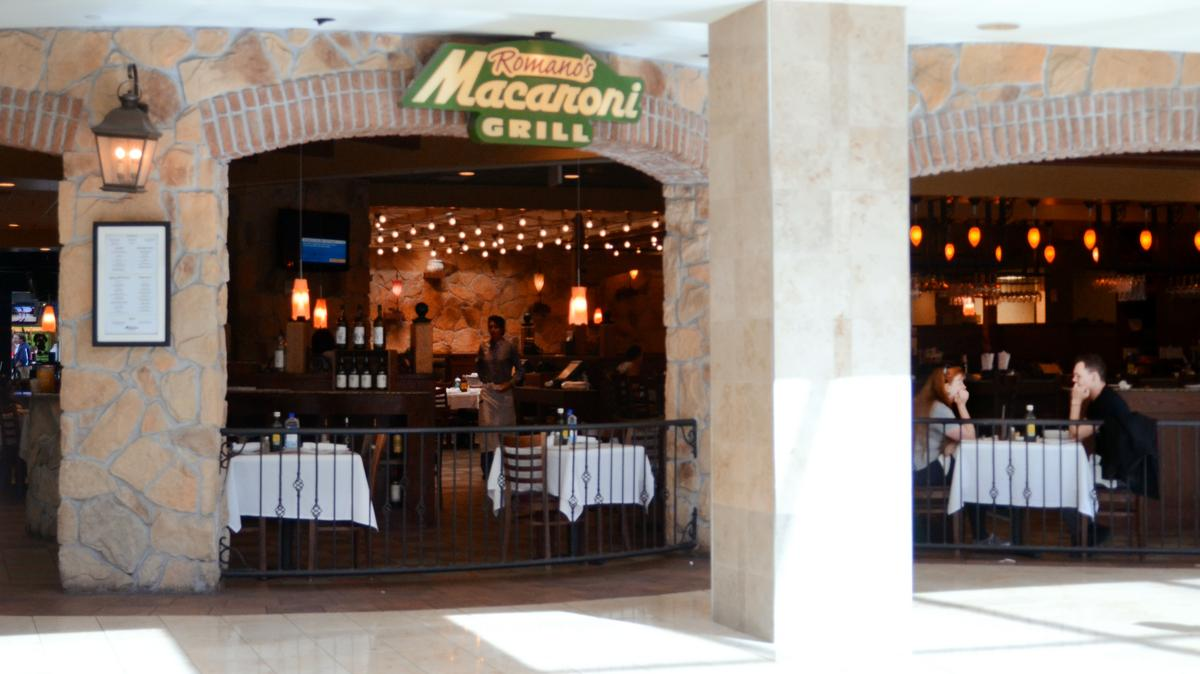 Ignite Restaurant Group Sells Romanos Macaroni Grill To Redrock
