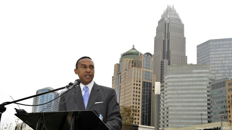 Patrick Cannon resigned as Charlotte mayor on Wednesday, hours after being arrested on public corruption charges.