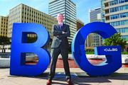 Phillip Jones is president and CEO of the Dallas Convention and Visitors Bureau