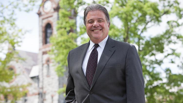 Robert Caret, president of the University of Massachusetts, is close to finalizing the second year of a two-year tuition and fee freeze on UMass campuses.