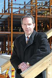 John F. Fish, Chairman and CEO, Suffolk Construction.    John F. Fish is responsible for providing the strategic direction of the company and growing its revenue. Of the city's 53 major projects from South Boston to the Longwood Medical Area in Boston's $5.7 billion pipeline, Suffolk is building 13 of them totaling nearly $3 billion. The company has topped the list of the region's largest general contractors in annual surveys by the BBJ for the last 10 years.  What makes him influential: Fish is an aggressive salesman and developers say he delivers projects that are on time and on budget. Fish has enjoyed a strong relationship with Mayor Thomas M. Menino who has praised him for his generosity to the city, including helping to launch Camp Harbor View, a summer camp for needy children on Long Island in Boston Harbor. Fish also recently worked behind the scenes to create the One Fund Boston to benefit the Boston Marathon bombing victims that raised nearly $61 million, and he has pledged $5 million to restore White Stadium in Franklin Park.