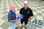 How I got a contract with Texas Motor Speedway