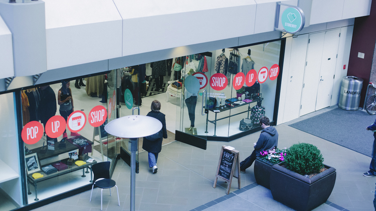 Temporary pop-up shops are one potential lifeline for independent retail in Silicon Valley, but longer-term challenges remain for the sector.