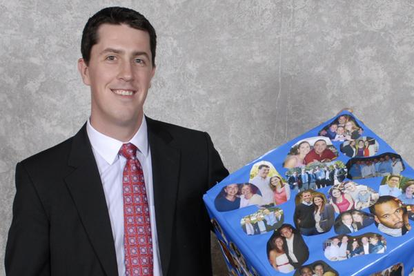 Brent Rippe, 32, is a vice president with Rippe & Kingston Capital Advisors.