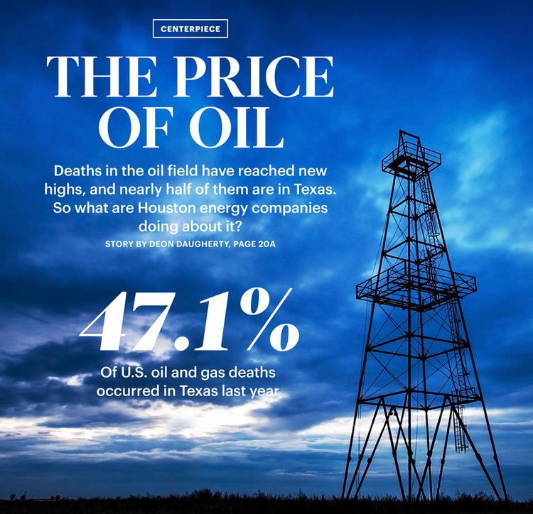 Click through the slideshow to see more data about oil and gas fatalities.