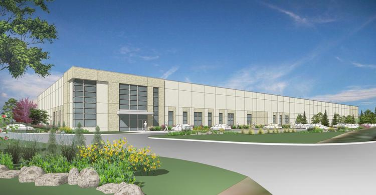 Federal Mfg. Co. is moving into a new building at N15W23500 Stone Ridge Drive in Pewaukee's RidgeView Corporate Park that will be completed in summer 2014.