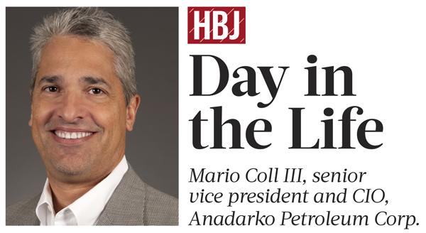 Click through the slideshow to see some photos from Mario Coll's day.