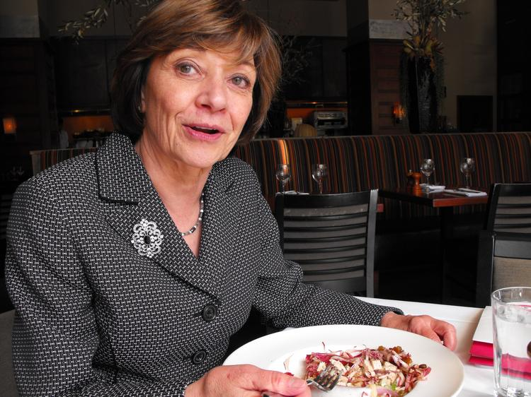 Karen Ross is California's Secretary of of the Department of Food and Agriculture. She sat down for lunch with Ed Murrieta at the Esquire Grill.