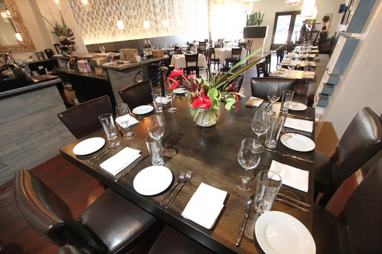 Restaurateur Steve Paternoster has launched Elaine's, pictured, within view of his anchor restaurant, Scalo Northern Italian Grill, and is set to open Mendoza de Argentina in the former Brasserie La Provence space.