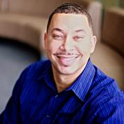 Larry Guillory, vice president of talent management for Rackspace Hosting Inc., says his company is competing against companies like Microsoft and Google for talent.