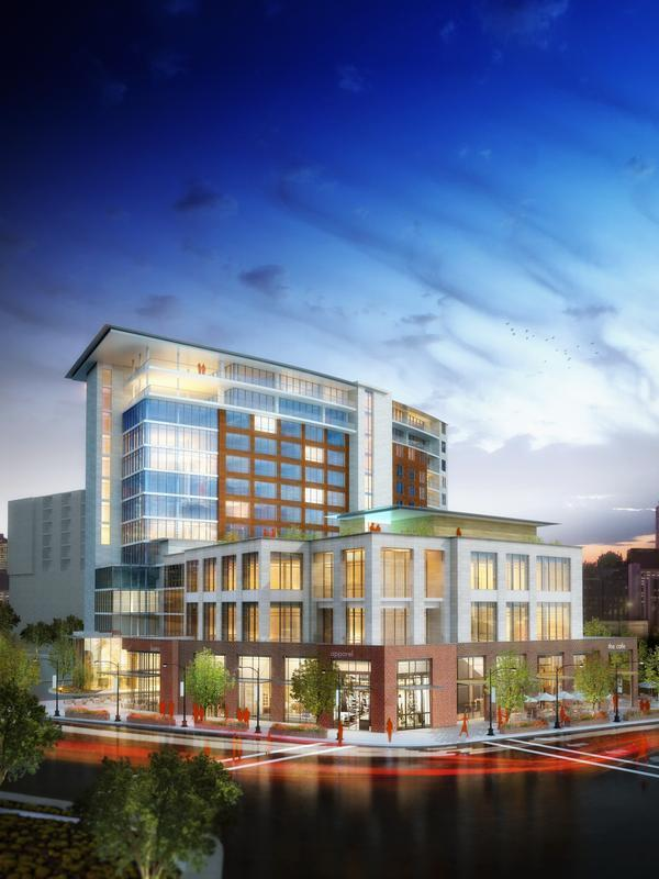 Southern Land has scrapped plans to develop this mixed-use project in Green Hills.