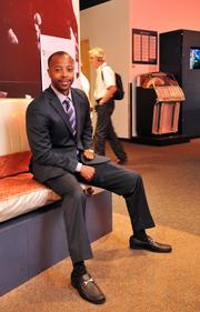 Mickell Lowery, District sales manager, FedEx Corp.