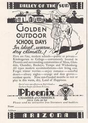 The Greater Phoenix Chamber of Commerce officially turns 125 years old this month.