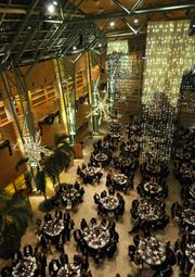 The Dayton Business Journal Business of the Year awards were held at the Schuster Center.